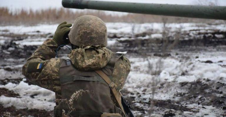 На Новый год боевики обстреляли украинские позиции вблизи Мариуполя. Новости Мариуполя и Донбасса |