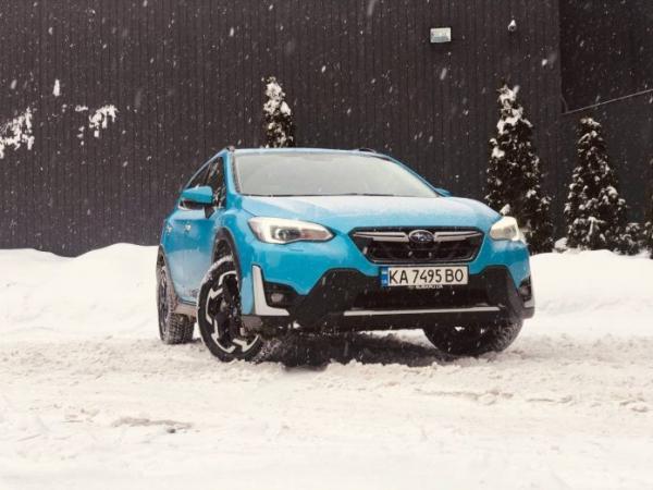 Украинцам открыли доступ к гибридным Subaru –