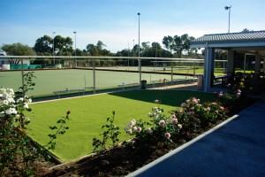 Bowling greens at Dunsborough Country Club
