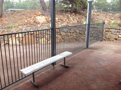 New barrier