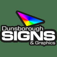 Logo of Dunsborough Signs