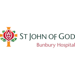 Logo of St John of God Hospital Bunbury