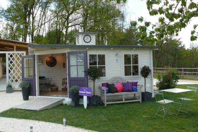 Case Studies: Sienna Log Cabin from Dunster House