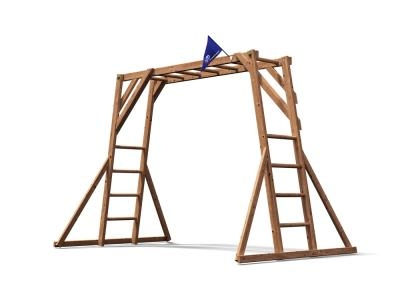 Outstanding Geodesic Climbing Frame Ensign - Frames Ideas - ellisras ...