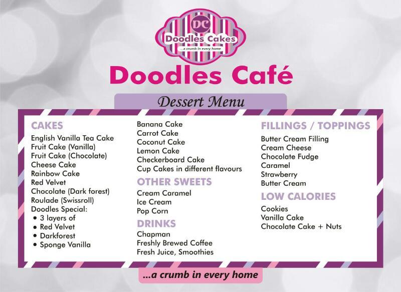 Doodles Cafe