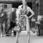 Chicago Street Fashion by Robert Mullenix , Dunwanderin