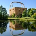 Longaberger Basket Building by Robert Mullenix / Dunwanderin Digital Studio