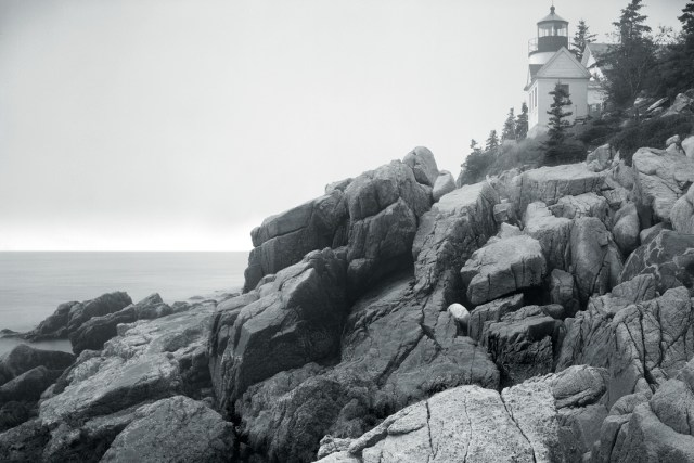 Maine Light by Robert Mullenix / Dunwanderin Digital