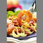 Shrimp Fettucine by Robert Mullenix / Dunwanderin Digital Studio