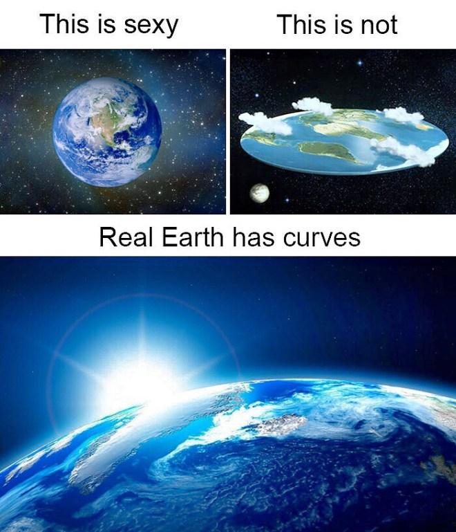 sexy earth