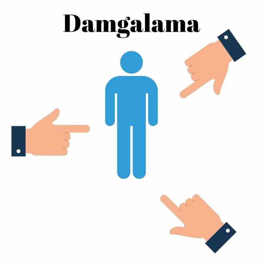 Damgalama