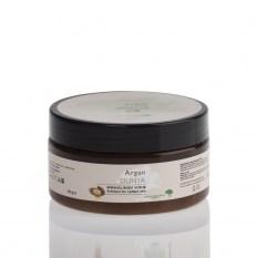 Скраб за кожа с мед и арган