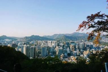 Namsan Park seul