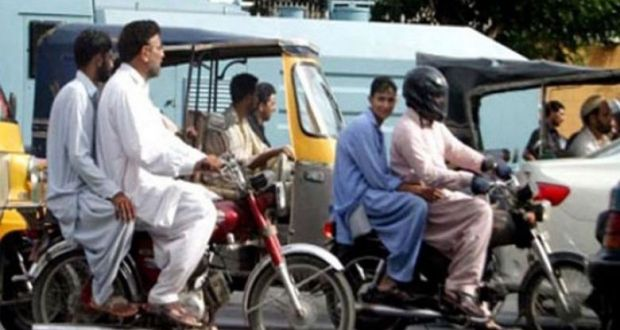 Ban-on-pillion-riding-in