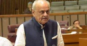 لگتا ہے عرفان صدیقی کو (ن) لیگ نے ہی گرفتار کرایا: وفاقی وزیر داخلہ