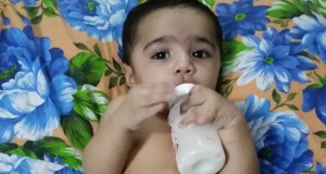 فیڈر کا استعمال بچوں کے دانتوں کے لیے نقصان دہ