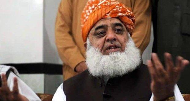 جنگ حکومت کے خاتمے پر ہی ختم ہوگی: مولانا فضل الرحمان