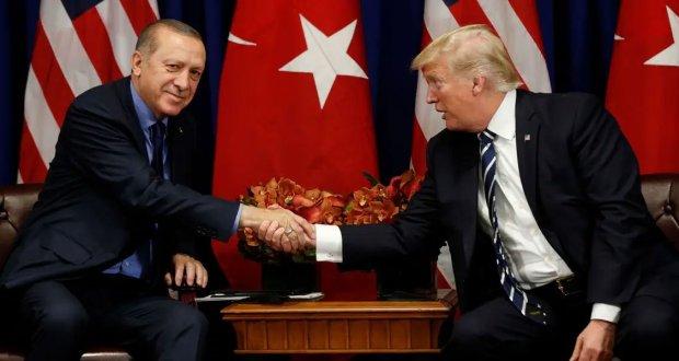 ترکی کو دھمکیاں دینے کے بعد ٹرمپ کا یوٹرن