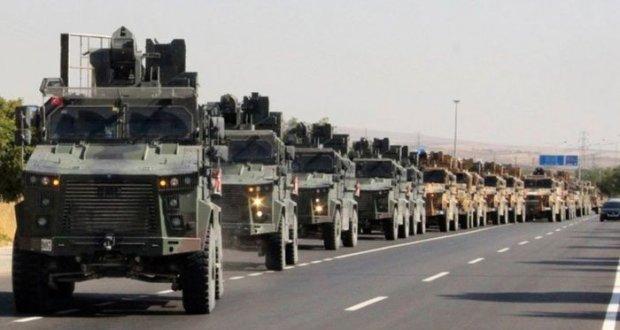 ترکی کے شامی کرد ملیشیا کے ٹھکانوں پر زمینی اور فضائی حملے، 16 افراد ہلاک
