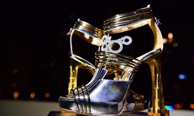 سونے کی ہیل اور ہیروں سے سجے دنیا کے مہنگے ترین جوتے