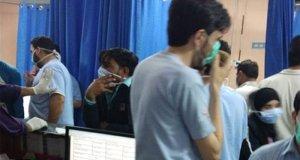 کیماڑی: پراسرار گیس سے 6 افراد جاں بحق، 100 متاثر