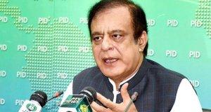 کرپشن کے وائرس کا تریاق عمران خان ہیں، وفاقی وزیر اطلاعات