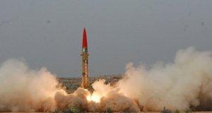 پاکستان کا جوہری ہتھیار لے جانے والے غزنوی کا کامیاب تجربہ