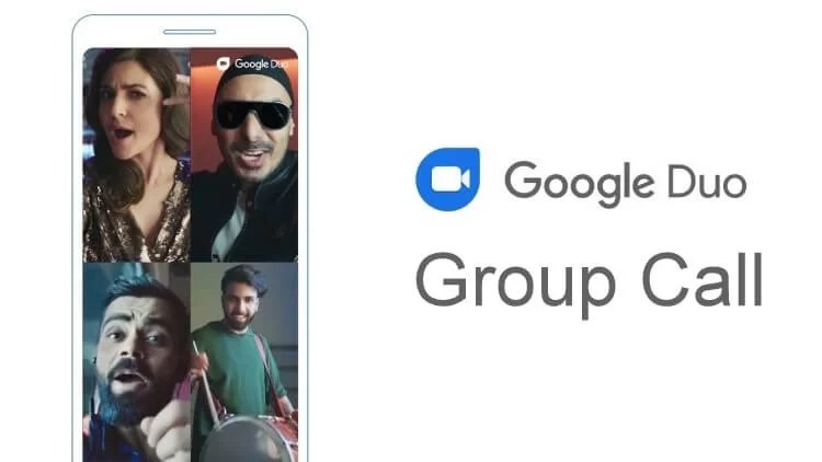 Google Duo Group Call