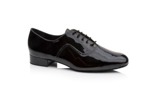 Astaire black patent