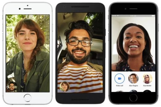 Features of Google Duo
