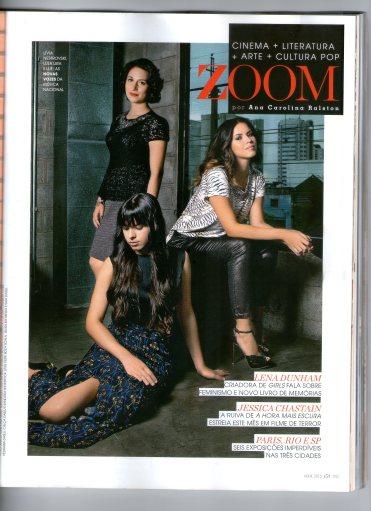 Revista Marie Claire - Abril/2013