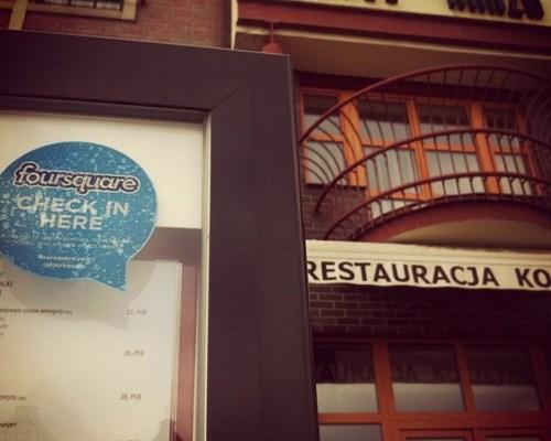 Hotel Hanza. Pierwszy hotel w Gdańsku z promocją (special) dla użytkowników Foursquare