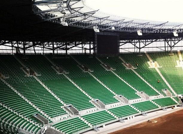 Wrocław Stadion Miejski trybuny. Zorganizowane wycieczki z przewodnikiem po nowej atrakcji turystycznej Wrocławia