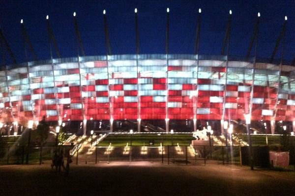 Warszawa stadion narodowy godziny zwiedzania bilety bezpłatne grupy zorganizowane. Nowa atrakcja turystyczna Warszawy i Polski