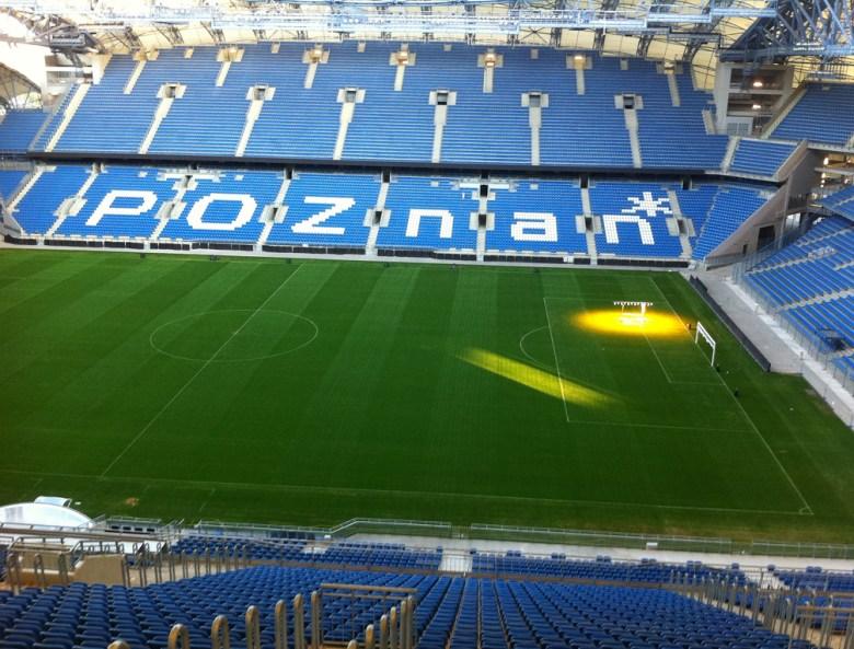 Lech Poznań INEA Stadion zwiedzanie. Zobacz dni i godziny otwarcia, ceny biletów. Nowa atrakcja turystyczna Poznania