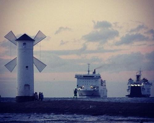 Stawa Młyny - symbol Wisłoujścia. Polska atrakcja nad Bałtykiem