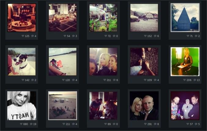 Agnieszka Szulim na Instagramie Aga Na Językach http://instagram.com/aganajezykach