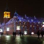 Zakochani w Warszawie na święta