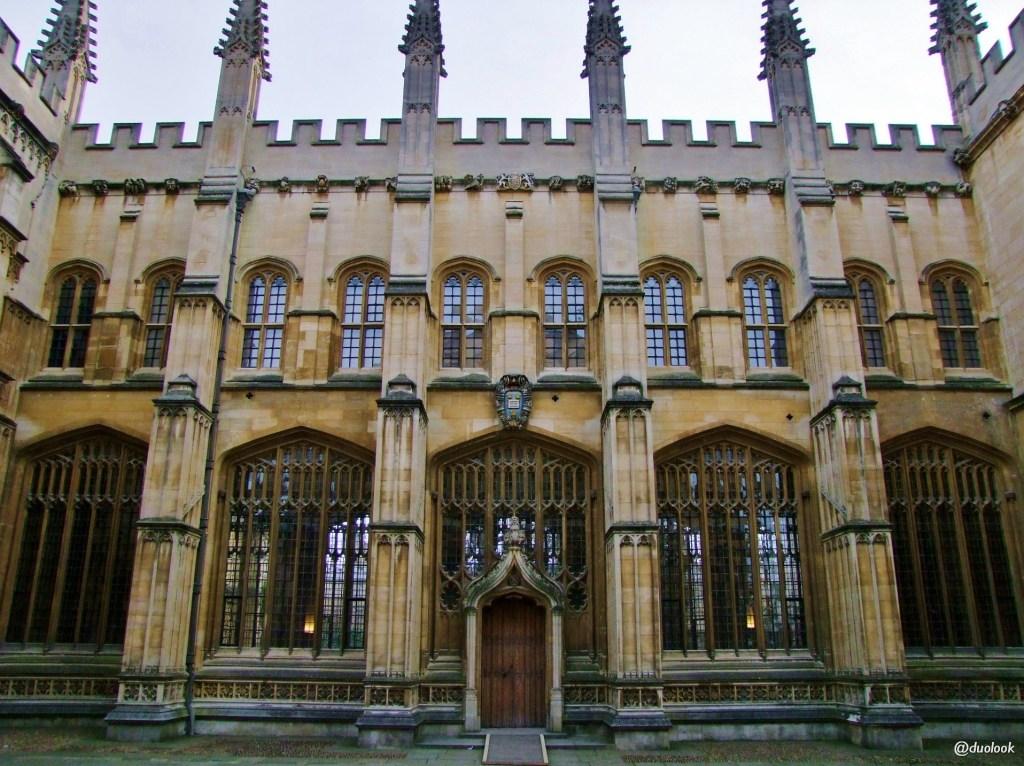 atrakcje oksfordu biblioteka