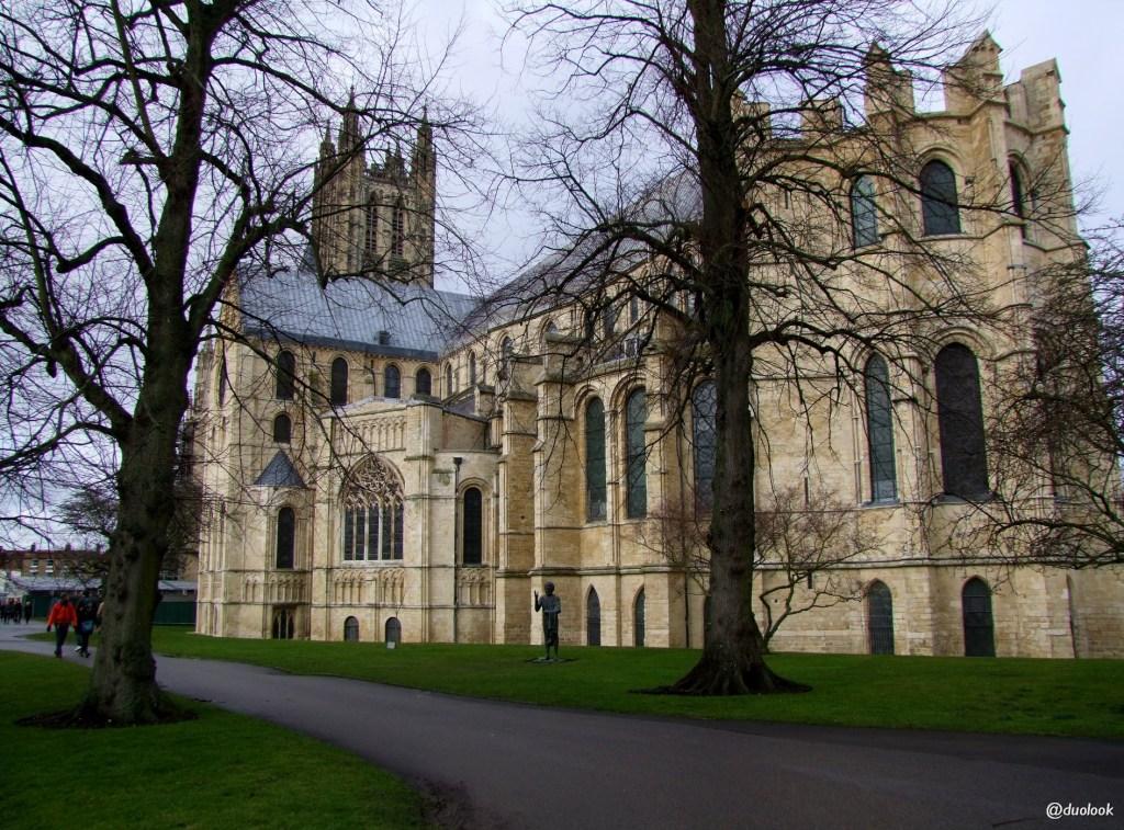 Zwiedzanie Canterbury