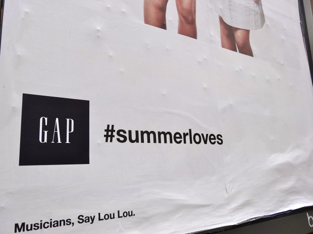 gap-#summerloves-kampania-social-media
