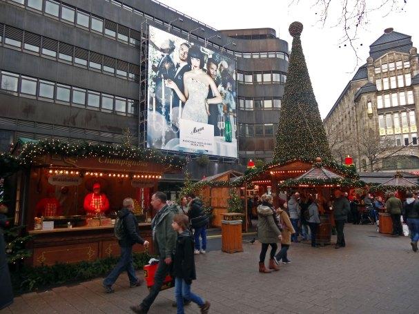 Jarmark Bożonarodzeniowy na Spitalerstrasse