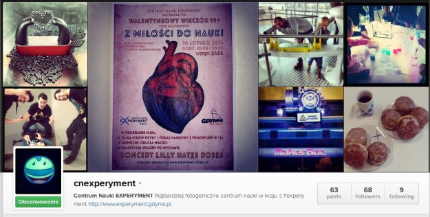 cnexperyment-centrum-nauki-eksperyment-instagram-muzeum