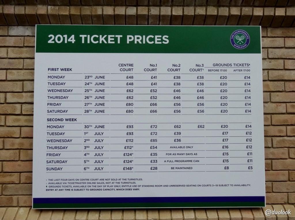 Gdzie i jak kupić bilety na Wimbledon? Jaka jest cena biletu Wimbledon?