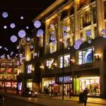 Merry Christmas i Londyn