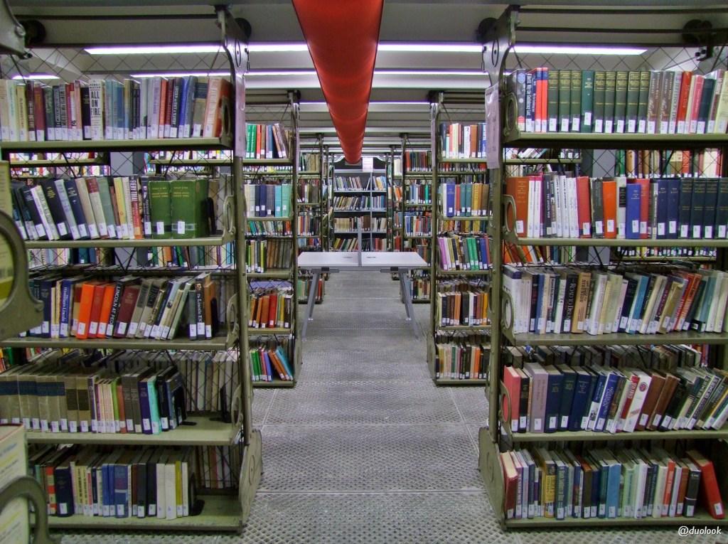 Książki w Oksfordzie biblioteka