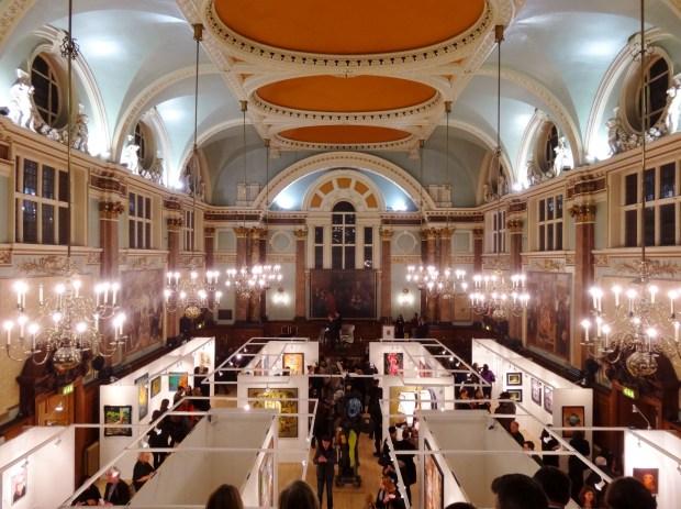 london-art-biennale-chelsea-architektura