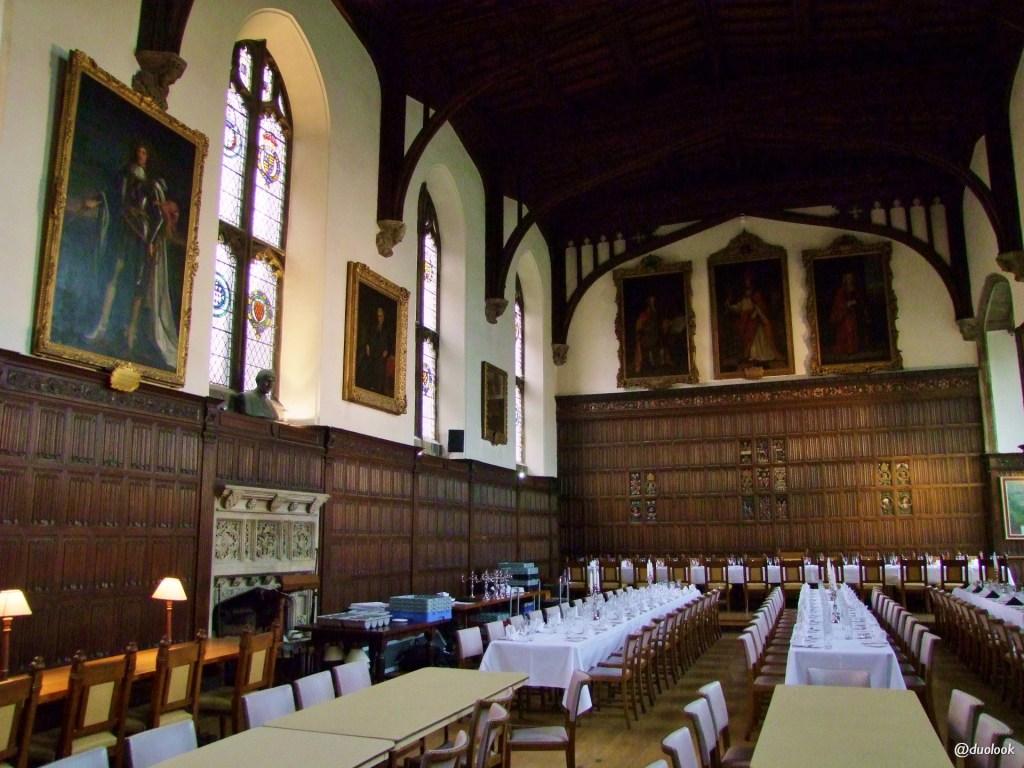 największe atrakcje anglii magdalen college oksford