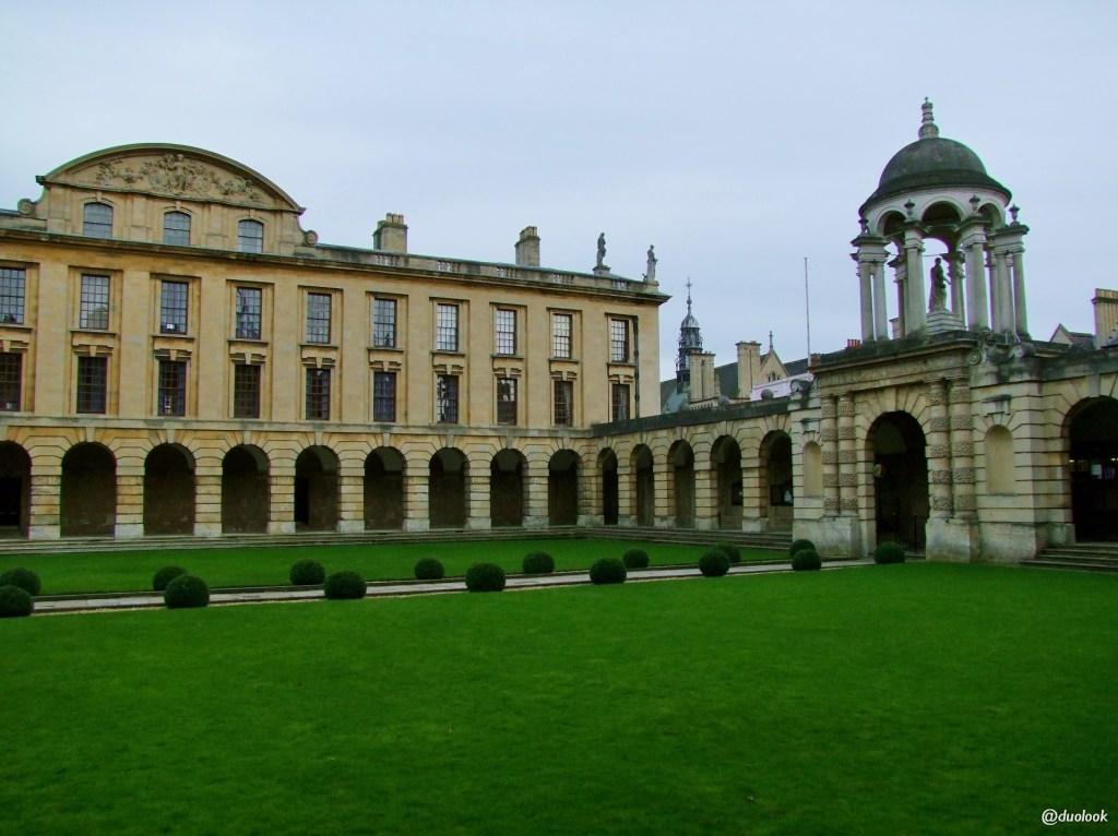 wycieczka z Londynu do Oksfordu