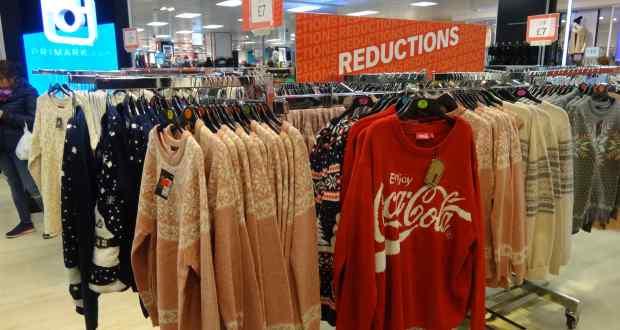 Zakupy w Londynie Primark